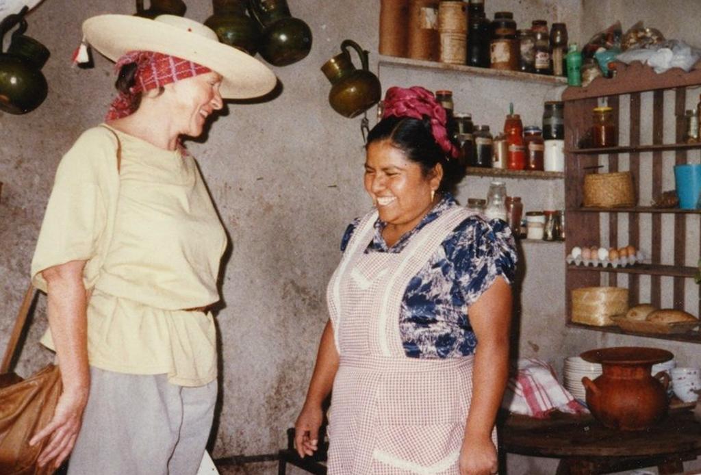 """""""Nothing Fancy: Diana Kennedy"""", el documental que tienes que ver si amas la cocina mexicana - nothing-fancy-2-1024x694"""