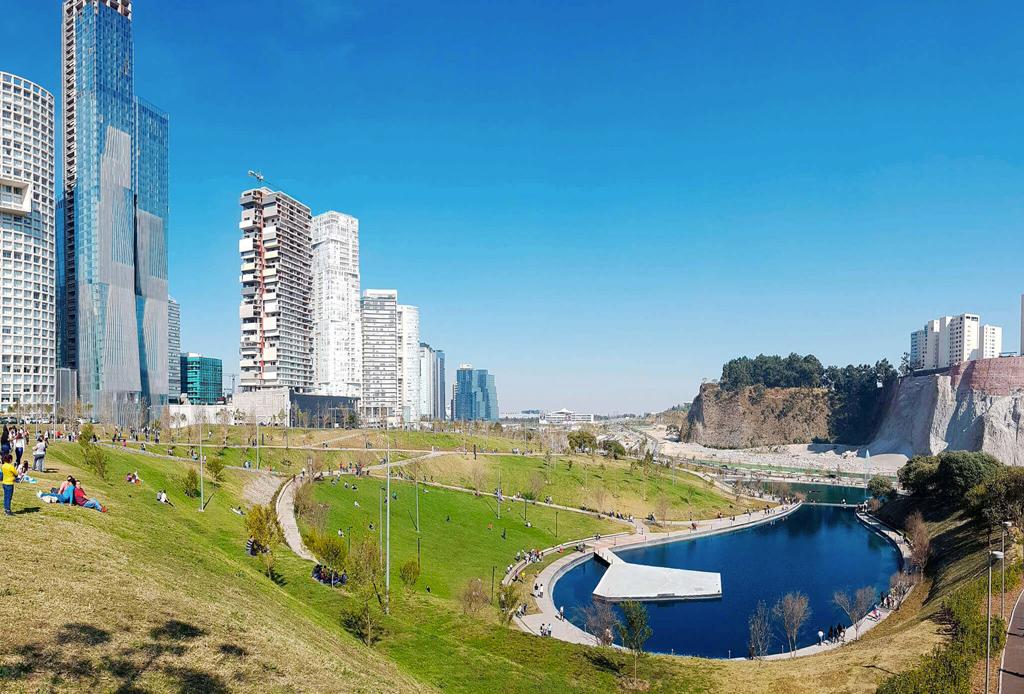 5 lugares perfectos para hacer un picnic en la CDMX - parque-la-mexicana-1024x694