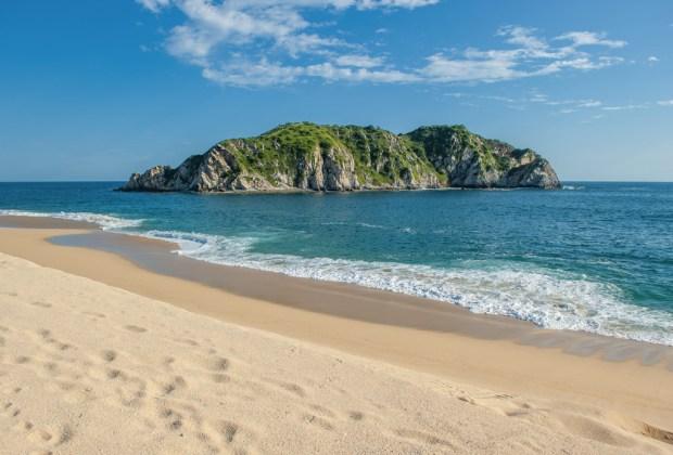 5 playas sustentables de México para conocer este verano - playa-chahue-santa-maria-huatulco-oaxaca