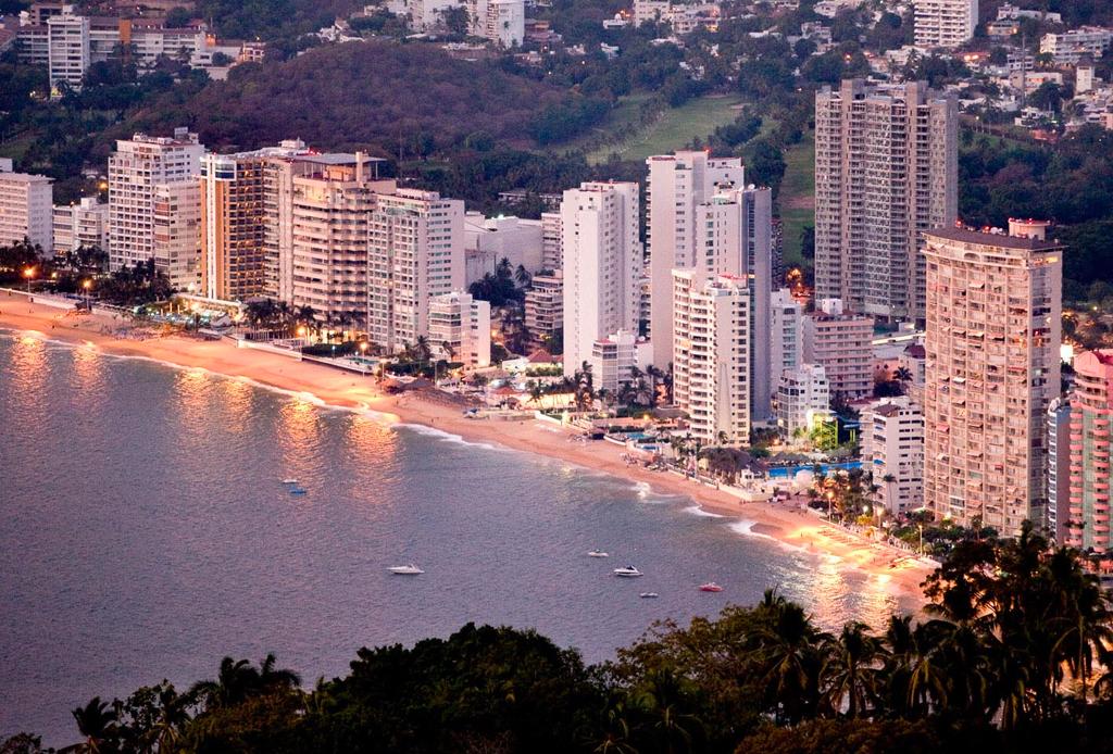 Estas son las playas favoritas de los mexicanos - playas-mexico-6-1024x694