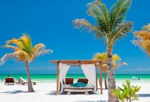 Estas son las playas favoritas de los mexicanos