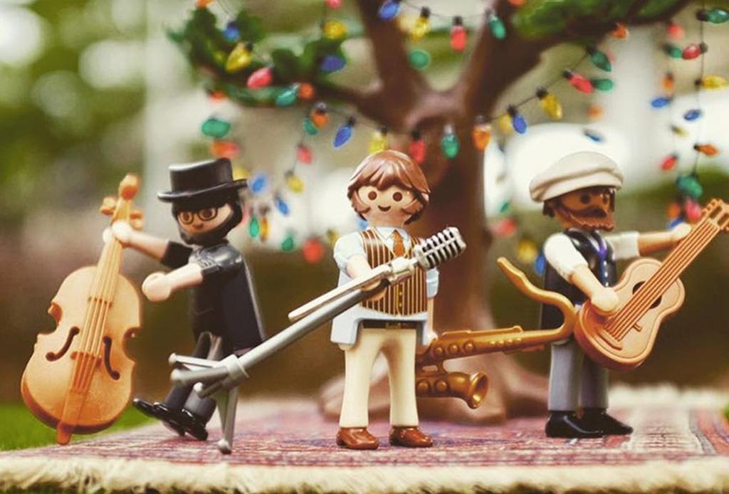 """Construyendo Mundos"" Playmobil en Cenart - playmobil-cenart"