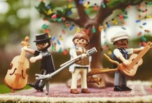 La Mexicana - Orquesta Nacional de Jazz de México - playmobil-cenart