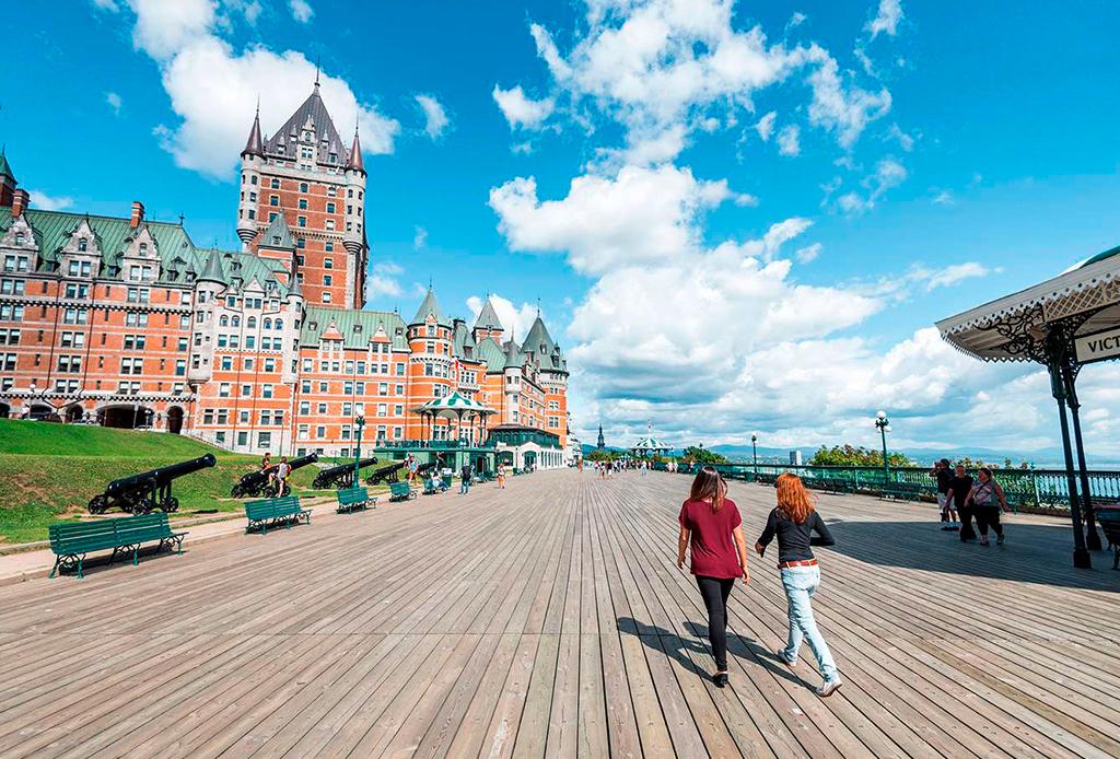 5 actividades que puedes hacer todo el año en la Ciudad de Quebec - quebec-3-1024x694