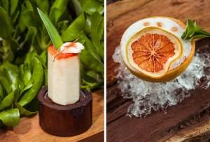 Frescos y deliciosos cocteles que puedes servir en tus frutas favoritas