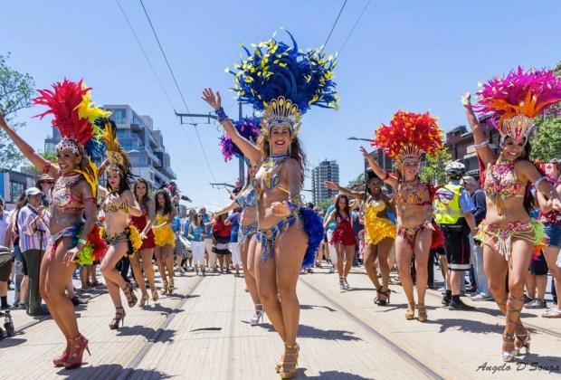 4 Festivales que no puedes perderte en Canadá durante el verano - salsa-in-toronto-festival