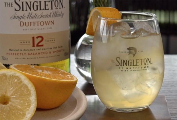 Singleton Lemonade: el cóctel perfecto para reunir a tus amigos - the-singleton-lemonade-cocktail