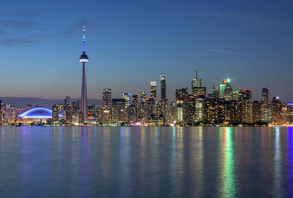 Estas son las mejores ciudades para los amantes de la tecnología - toronto-romantic-spots-3-1024x694