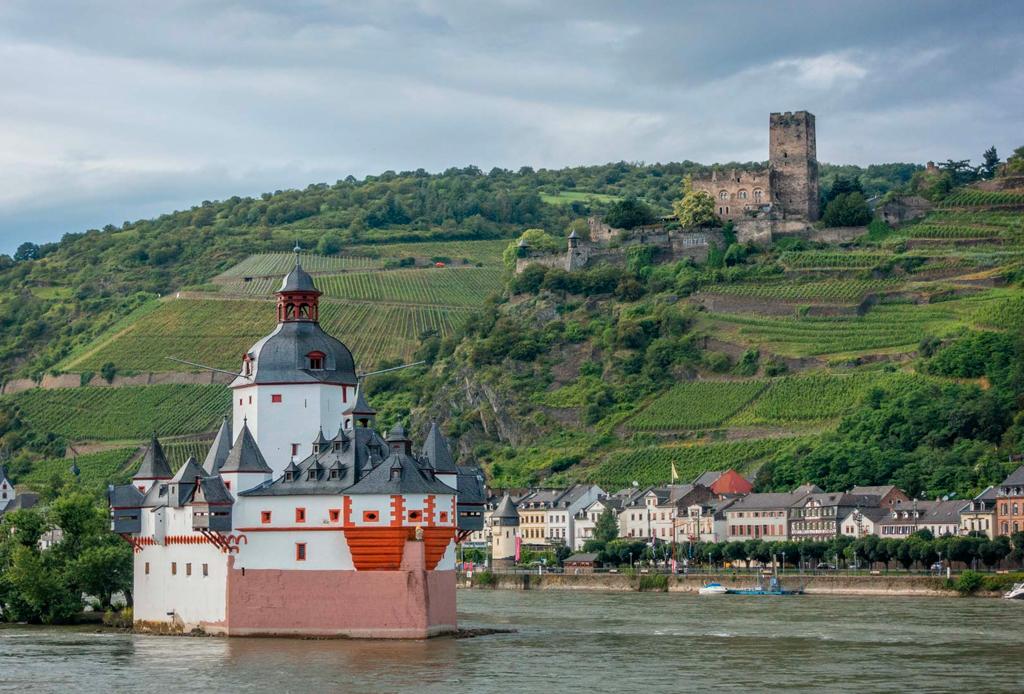 4 bodegas de vino que tienes que conocer en Bingen, Alemania