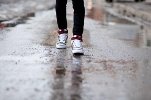 La caminata como técnica de meditación