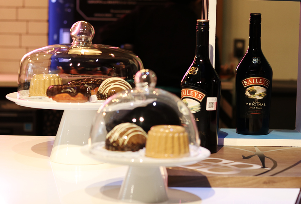 Estos son nuestros drinks favoritos del Baileys Treat Bar que debes probar