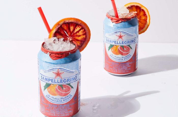 4 cocteles muy fáciles para celebrar el 15 de septiembre - blood-orange-soda