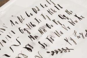 Así es como la caligrafía puede ayudar a reducir el estrés