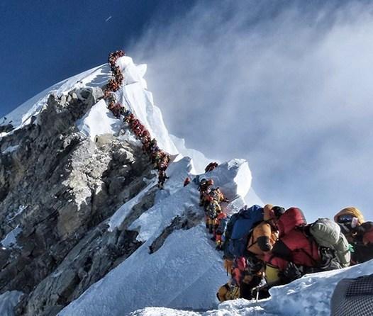 El Monte Everest se vuelve mucho más exclusivo, ¿calificas para subir? - everest