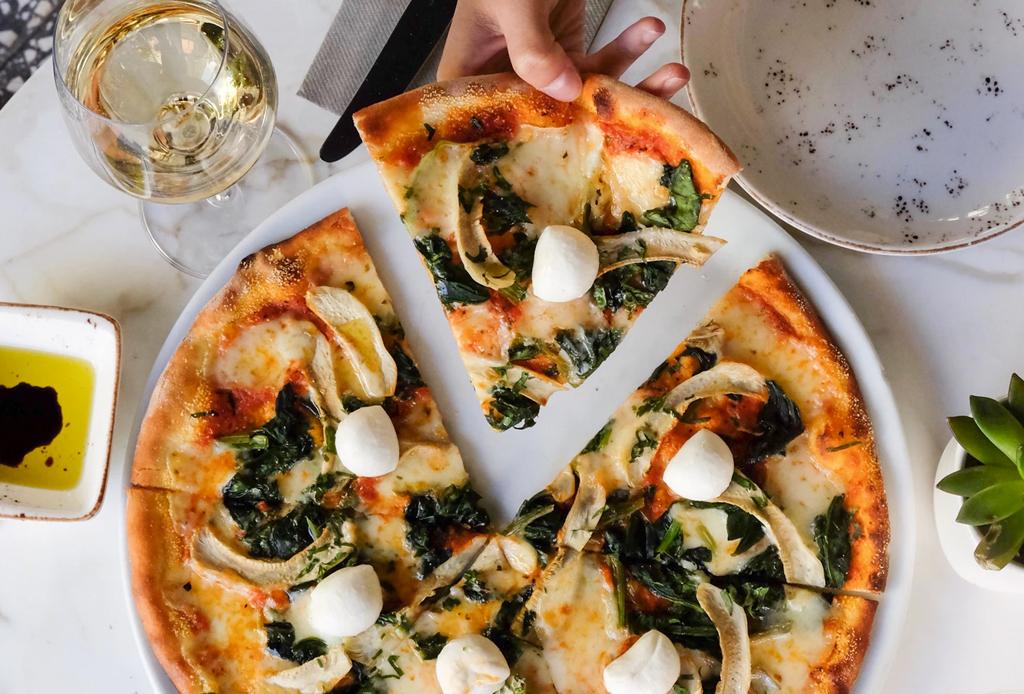 Las pizzerías más bonitas en la CDMX