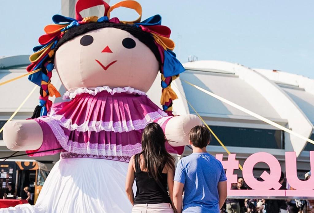 La muñeca artesanal de Querétaro que pasea por el mundo: Lele