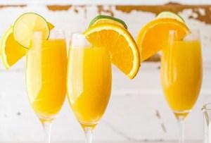 Prepara una mimosa con cerveza en 4 pasos