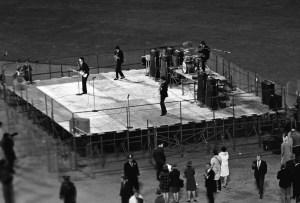 Revive el último concierto de The Beatles en el Candlestick Park