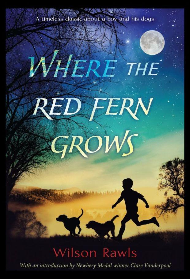 Estos libros en los que las mascotas son protagonistas te harán llorar - where-the-red-fern-grows