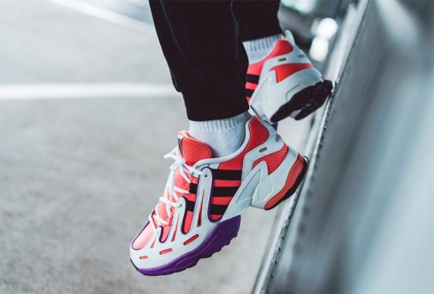 5 sneakers súper cómodos que además lucen increíbles - adidas-eqt-gazelle