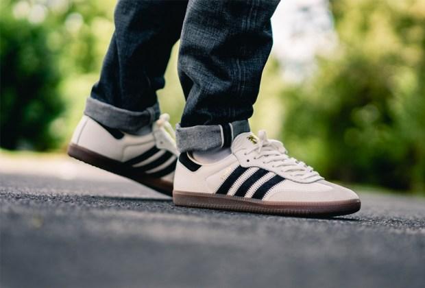 5 sneakers súper cómodos que además lucen increíbles - adidas-samba-og