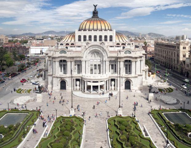 Los museos más emblemáticos de la CDMX - bellas-artes