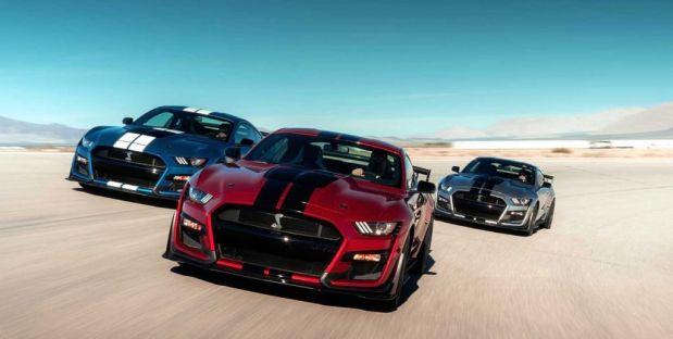 El nuevo Shelby GT500 2020 sólo tendrá 150 modelos en México - ford-mustang