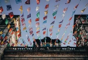 Lugares a pocas horas de la CDMX para celebrar las fiestas mexicanas