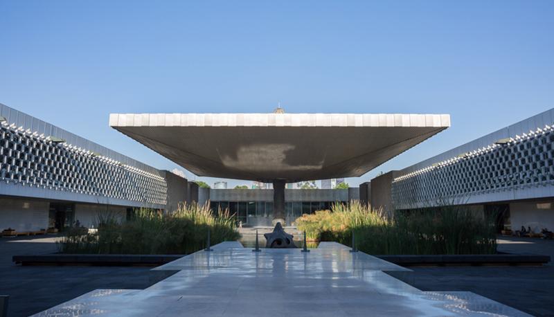 Los museos más emblemáticos de la CDMX - museo-nacional-antropologia