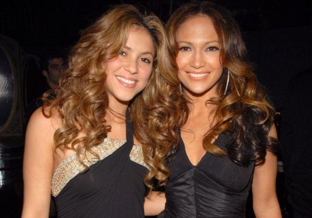 Los bailes más icónicos de J. Lo y Shakira - shakira-j-lo