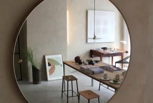 Conoce Studio Ima, una galería de arte y diseño en el corazon de la Roma