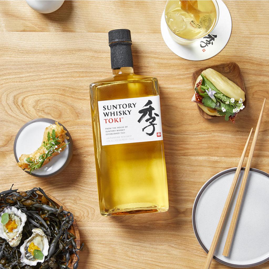 Si eres un amateur del whisky, estos son perfectos para comenzar - suntory_toki_kumiko_159
