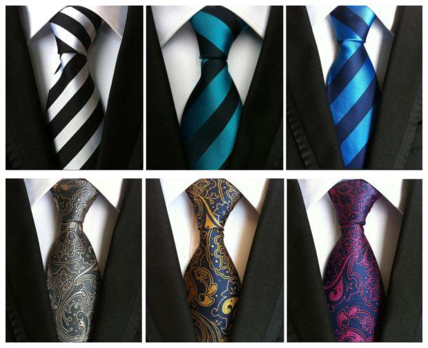 Guía básica para escoger la corbata correcta para tu outfit - corbatas-unicas