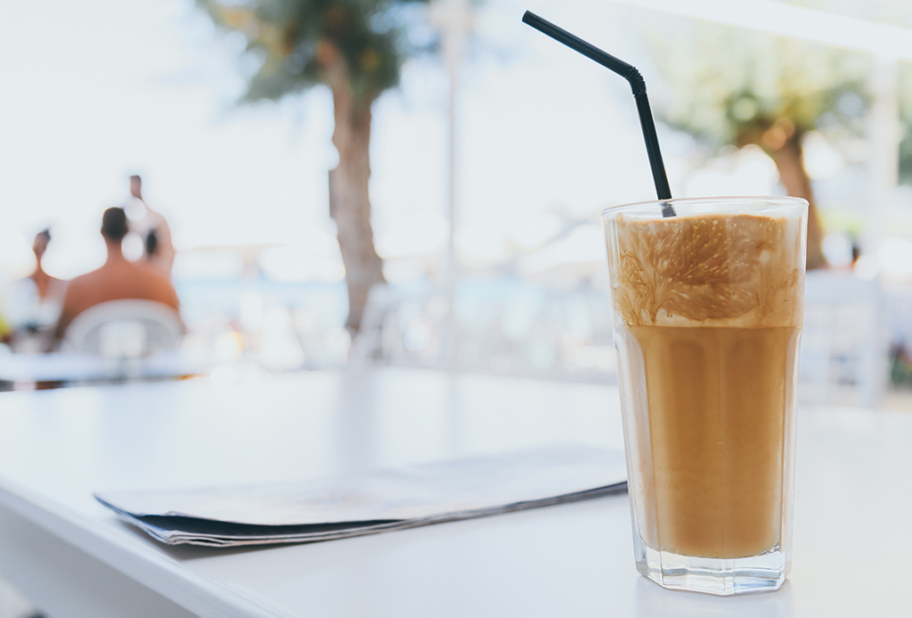 Celebra el día del frappuccino con esta receta baja en calorías