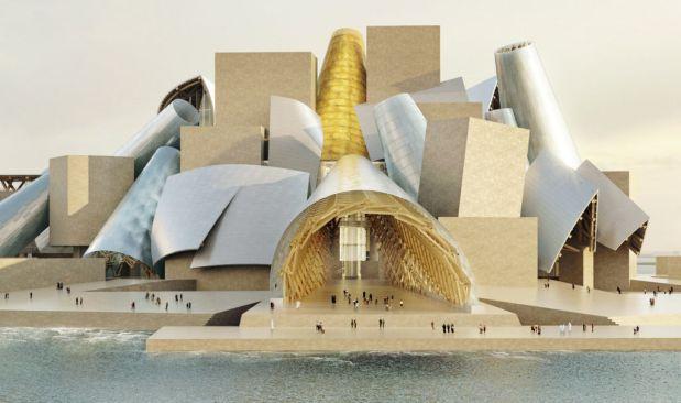 Esto es lo que hace a los museos Guggenheim tan importantes - guggenheim-abu-dhabi-1
