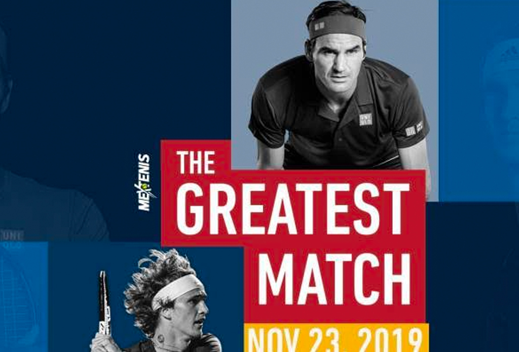 The Greatest Match: Roger Federer vs Alexander Zverev - roger-federer
