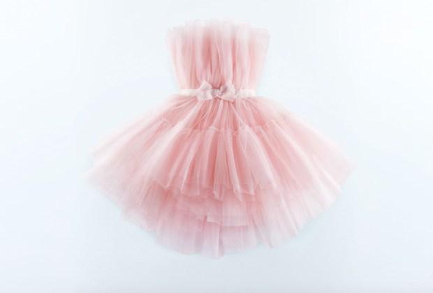 10 piezas de Giambattista Valli x H&M para lucir espectacular en tus fiestas de fin de año - vestido-tul-corto-kendall-jenner-giambattista-valli-hm
