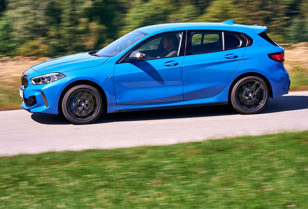 5 features por los que amarás conducir un BMW Serie 1 2020