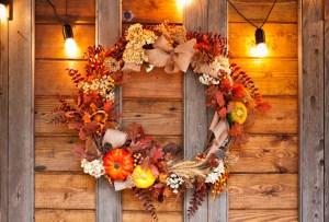 ¡Llegó el otoño! Estas son las mejores coronas para decorar tu casa