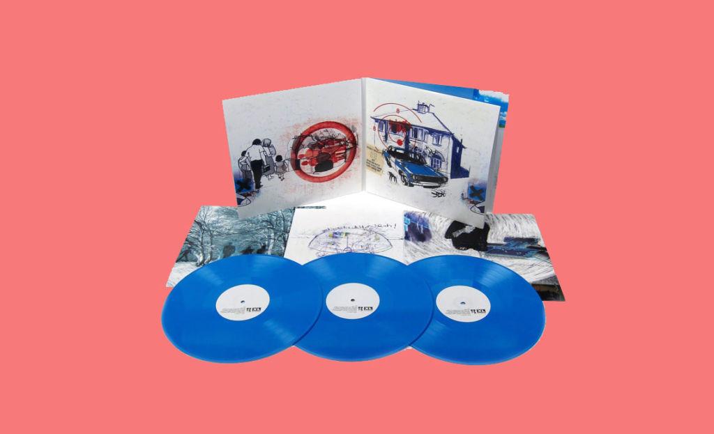 Estos box sets son el mejor regalo para cualquier melómano - discos-radiohead