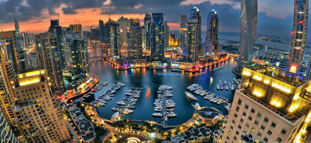 Este es el mejor tour del mundo según Tripadvisor - dubai-marina-1024x473