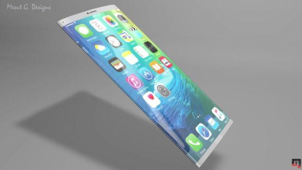 ¿Las pantallas de los próximos iPhones serán curvas? - iphone-1