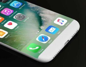 ¿Las pantallas de los próximos iPhones serán curvas?