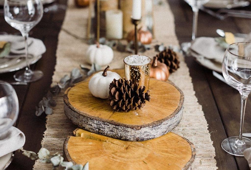 Decenas de ideas para decorar tu mesa en Thanksgiving Day