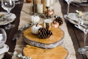 Decenas de ideas para decorar tu mesa en Thanksgiving Day