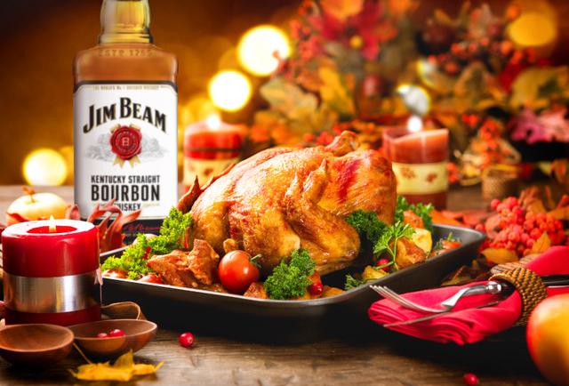 ¿No sabes qué drinks preparar para tu cena de Thanksgiving? ¡Te damos la solución! - pavo