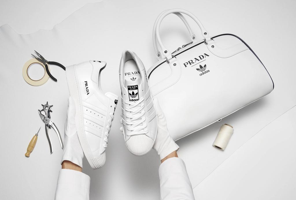 ¡Pronto estará disponible la colaboración de Prada y adidas Originals!