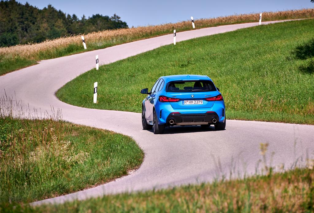 5 features por los que amarás conducir un BMW Serie 1 2020 - serie-1-2020-bmw-1-1