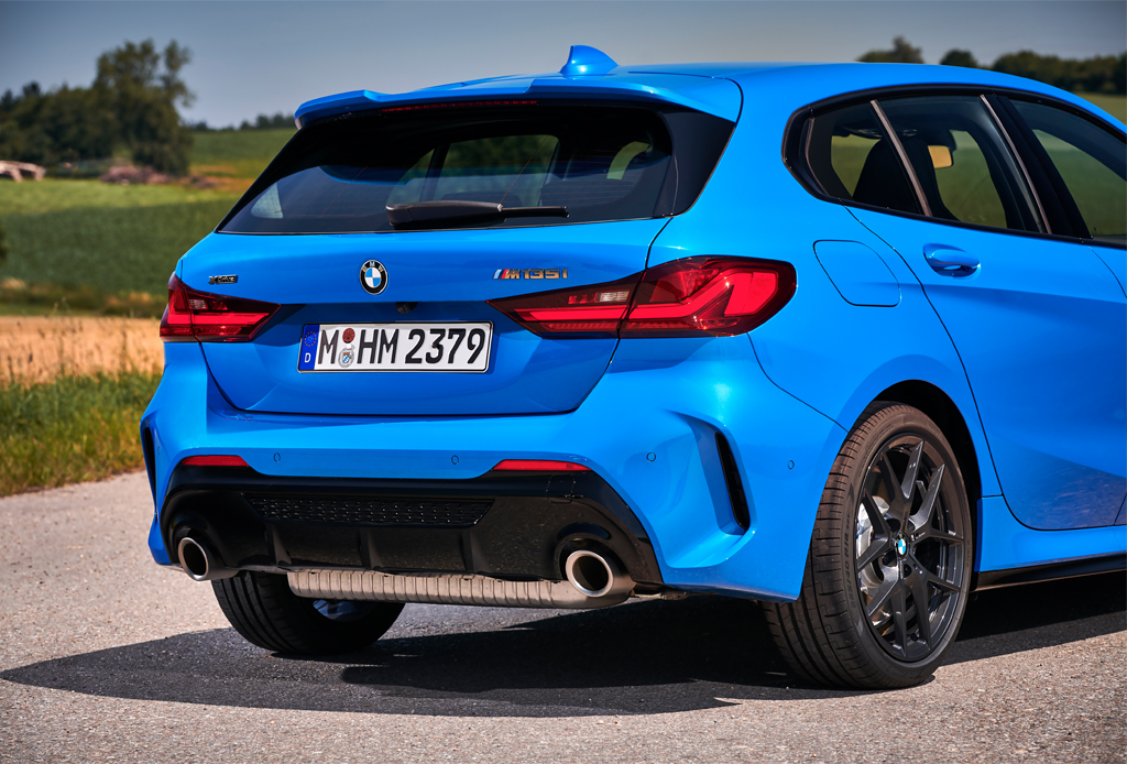 5 features por los que amarás conducir un BMW Serie 1 2020 - serie-1-2020-bmw-4