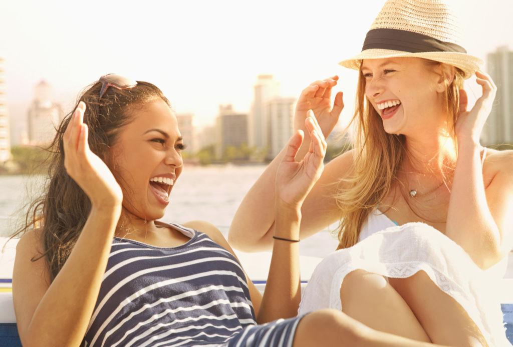 Tipos de amigos que necesitas para la próxima década - amigas